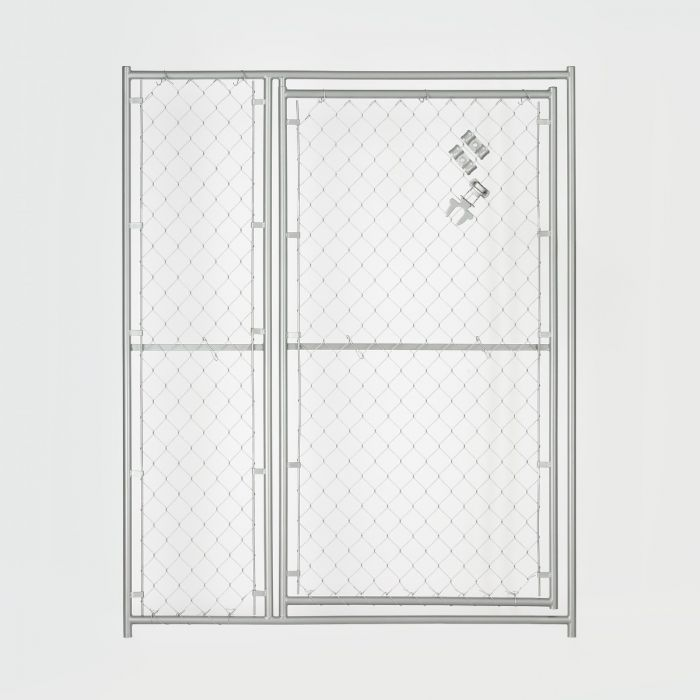 Lucky Dog® Chain Link Kennel Gates